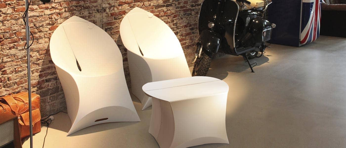 Flux Chair Stuhl Der Faltbare Stuhl Flux Faltbare Möbel